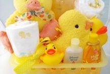 Baby Shower. / I'm fantasizing about my baby shower one day...