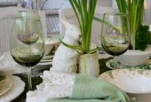 Holidays - Easter / Easter and Spring inspiration / by Wine Glass Writer