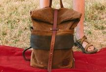 Waxed Canvas Goods / All things waxed canvas!