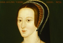 The Fatal Crown / The Tudor line, Eleanor of Aquitane, and other historical figures that intrigue me...