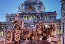 España / Con su capital Madrid, sus mejores ciudades, islas, playas y demás. / by Leedy Wesffalia Peralta Córdova