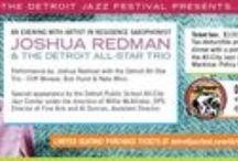May Jazz Performances!