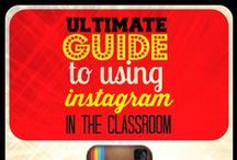 Instagram in the Classroom / Different lessons and activities that use Instagram to increase student engagement!