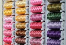 Demet / iplik,dikiş,nakış,renk,embriodery,needle,thread,fiber,fibre