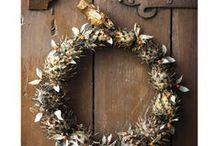 Decorating for Xmas / Christmas decorating