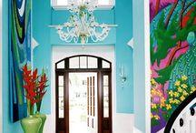 Pintura decoracion interiores