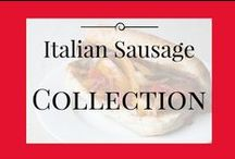 ♨ Italian Sausage Collection ♨ / The most Yummy collection of recipes with Italian Sausage ! Share your most favorite Italian sausage & recipes here .Contribute limited and relative contents. 5-pins a day. No spam, No excessive pinning and No nudity. Visit: www.bottosausage.com. Comment on a Photo we Pinned to be invited to this board and of course, Happy Pinning!