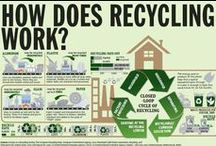 Recycling  Infographics, Tips & Articles / Articles, news, and tips for recycling, sustainability