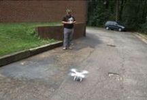 Newsworthy / Drones in the News