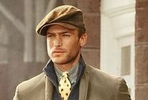 Gentleman Style / #Levis #Newsboy #Jeans #Style #HairStyle #Truckers #Beard #Body #StreetStyle