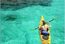 Adventure Kayaking / Because it's a big sky thing..