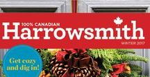 Harrowsmith Magazine Previews / Previews of current and past issues of Harrowsmith Magazine