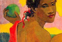 Paul Gauguin / STUDY TIME