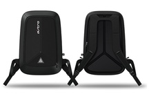 """SCOUT BACKPACK / The ASTRO Scout backpack is the latest addition to the Transport Series gaming equipment bags -- built for gamers on the move, the Scout will help you transport your favorite gaming gear around the block or around the globe. The Scout makes it easy to haul your Xbox 360 or Playstation 3 to LAN parties or safely transport a full-sized (17"""") gaming laptop; with over 2200 cubic inches of space, there's even plenty of room for your schoolbooks and Red-Bulls."""