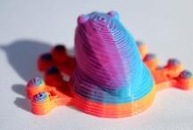 Multicolor 3D Print