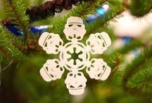 3d printed christmas / 3d printed christmas ornaments