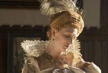 Costumes Elizabeth