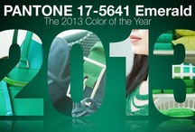 Emerald color 2013