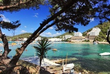 Sirenis Cala Llonga Resort - IBIZA / The Sirenis Cala Llonga Resort comprises two hotels: the Sirenis Hotel Playa Imperial and Sirenis Hotel Playa Dorada. The resort is located in a peaceful area 12 km from the centre of Ibiza and 7 km from Santa Eulalia. / by SIRENIS HOTELS & RESORTS