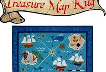 Treasure hunt / Pirate decor for my baby