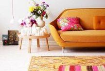 Tendencias de decoración / Todo sobre el mundo de la decoración que combina con tu armario.