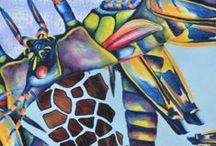 Insect Art / by Lauren Zarate