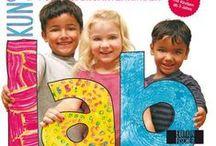 Bücher für kreative Kinder
