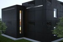 Exteriors / facade, exterior, building, massive, design