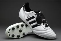 Footy Boots / A mixture of old & new Football Boots - feel the power!!