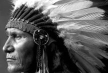 Native Tribes / Visionary of Tribes, culture and emotion.