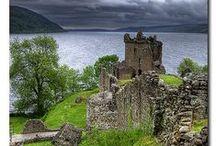 Scotland / Beautiful - Untouched - Scottish Landmarks.