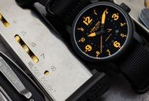 Horological pieces / Horology, whatches, time pieces.