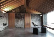 Barnhouse Cabin Interior