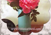 Arreglos Rosso Carmesí / Arreglos florales hechos y diseñados por Rosso. A la venta en www.rossocarmesi.com
