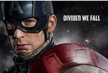 Chris Evans - Capitão América