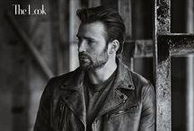 Chris Evans - Magazines