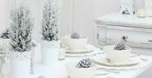 Christmas interior / This time of the year has magic on its own - it´s christmas time