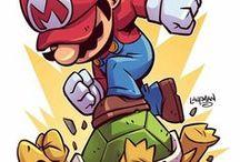 Mario Bros. & ses amis