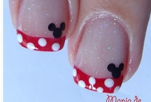 Mani/pedis / Lots of ideas on manicures, pedicures and related stuff