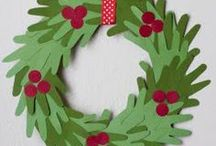 Christmas crafts / by Nancy Collins