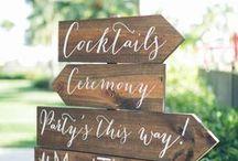 Garden Wedding / Mel's wedding