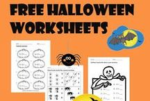 Halloween Activities for kids / Halloween crafts and activities for kids. Suitable for teachers and parents who are looking for halloween crafts and activities for their children. / by Kiddy House