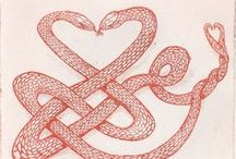 Snake Tattoo Ideas / by Colleen