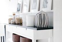 ↬ Home Decor: ENTRADAS↫ / #espacios #entradas #deco #entry