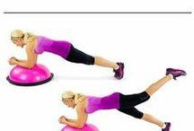 Cvičení / Cviky, cvičební plány