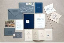 Wedding - Stationery / Ideas and inspiration for wedding invites and stationery