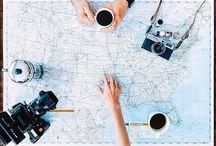 ✈ TRAVEL ✈ / #travel #viajes #maletas #word #plane