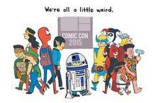 Comics/cartoons / Comics and cartoons from around the internet