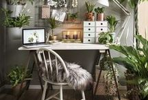 Work Spaces / Inspiring work spaces for creatives