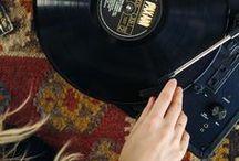 Records & Album Covers / Retro music, artwork and vibes